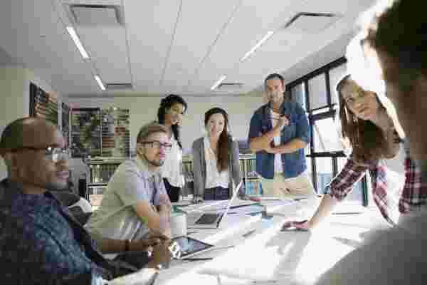 团队乐于工作的经理的10个特点