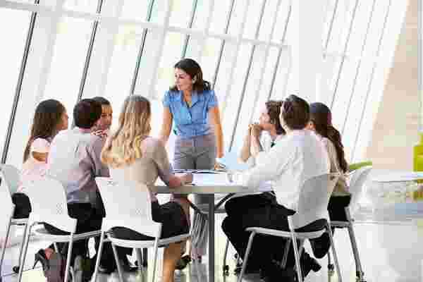 通过5个步骤建立更好的公司文化